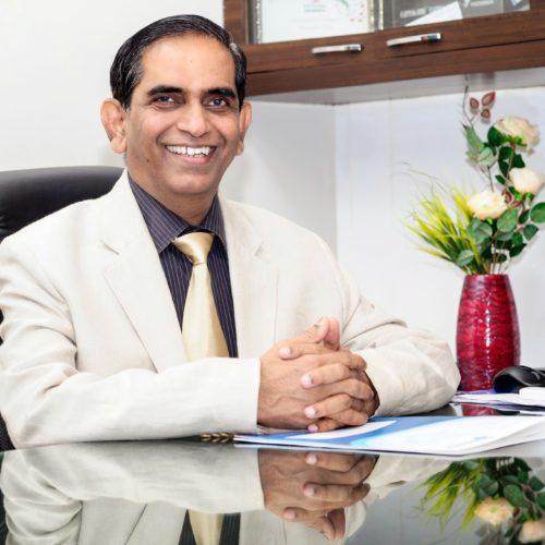 Dr. B. R. Desai