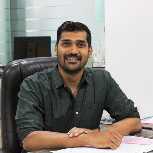Dr. Bhushan B. Desai