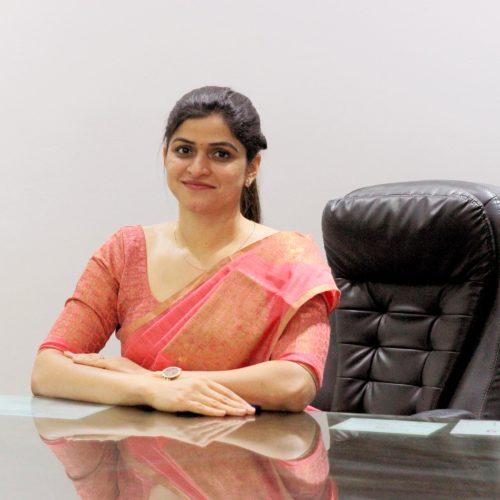 Dr. Kadambari B. Desai